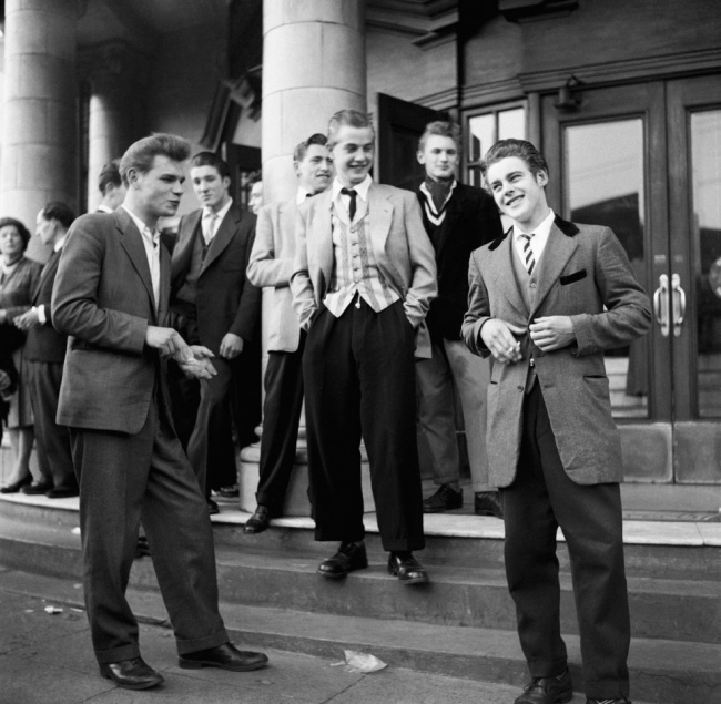 1950s Mens Fashion  Male Style From The Past