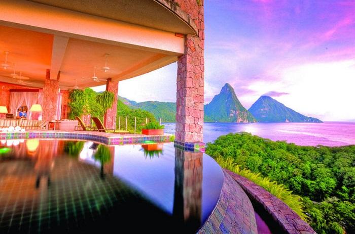 Эксклюзивный отель для эксклюзивного отдыха.