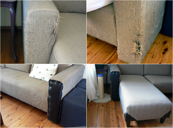 Ремонтируем дивана своими руками 34