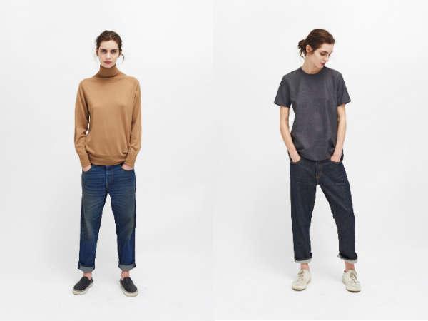 Модные джинсы с подворотами осень-зима 2015-2016