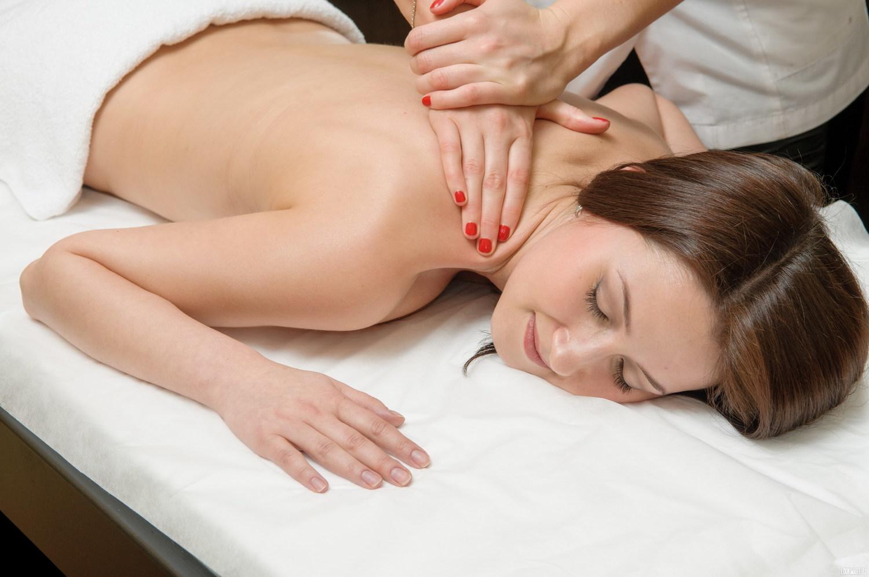 Как сделать жесткий массаж