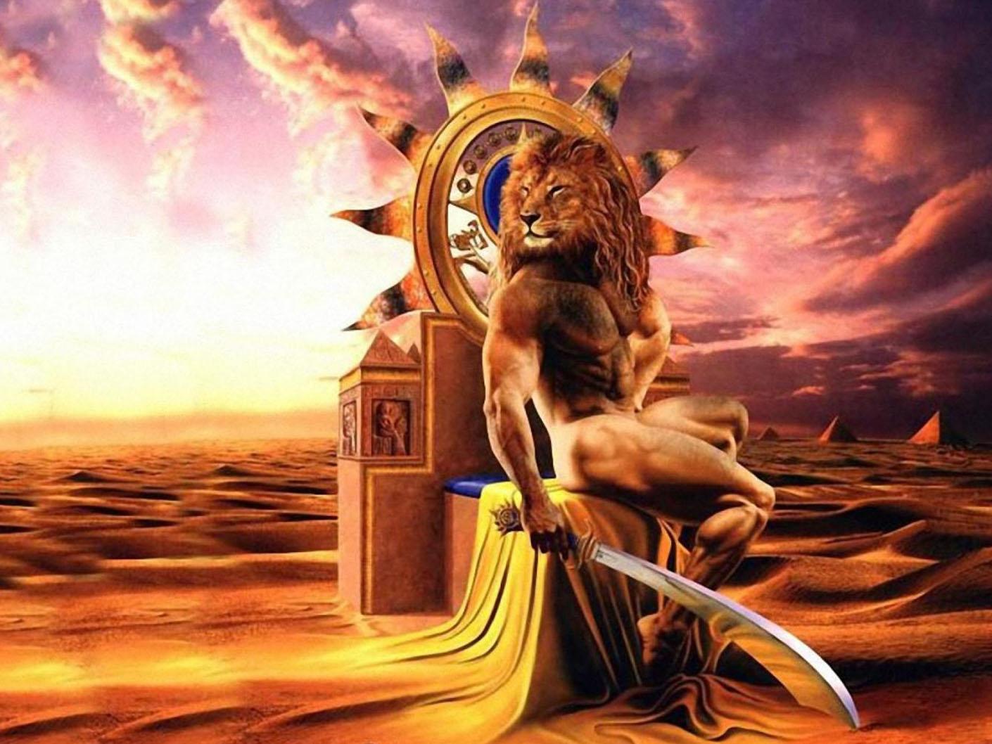 Поздравление с днём рождения женщины льва