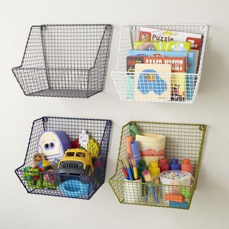 Где хранить игрушки в детской? 8 отличных идей фото 3