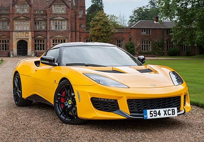 1. Lotus Evora 400 ���������, ���������