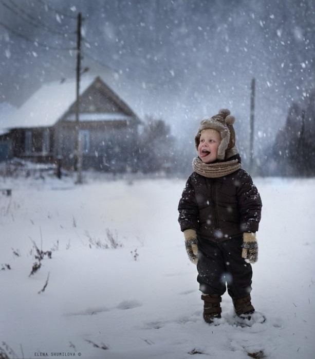 Полюбите зиму, и она ответит вам тем же.