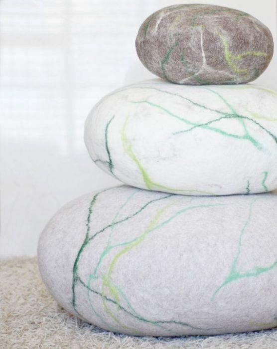 23 тёплых примера того, как шерсть может преобразить интерьер