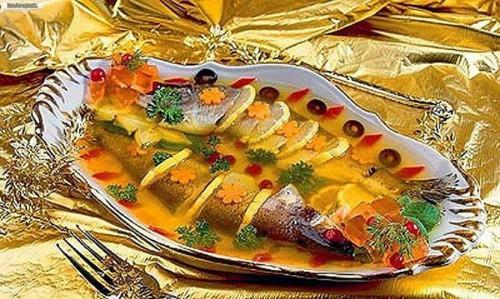 украшение блюд - 015