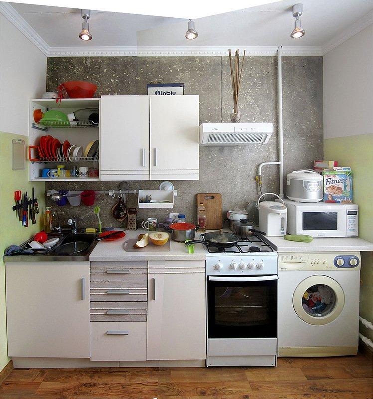 Бюджетная кухня своими руками фото