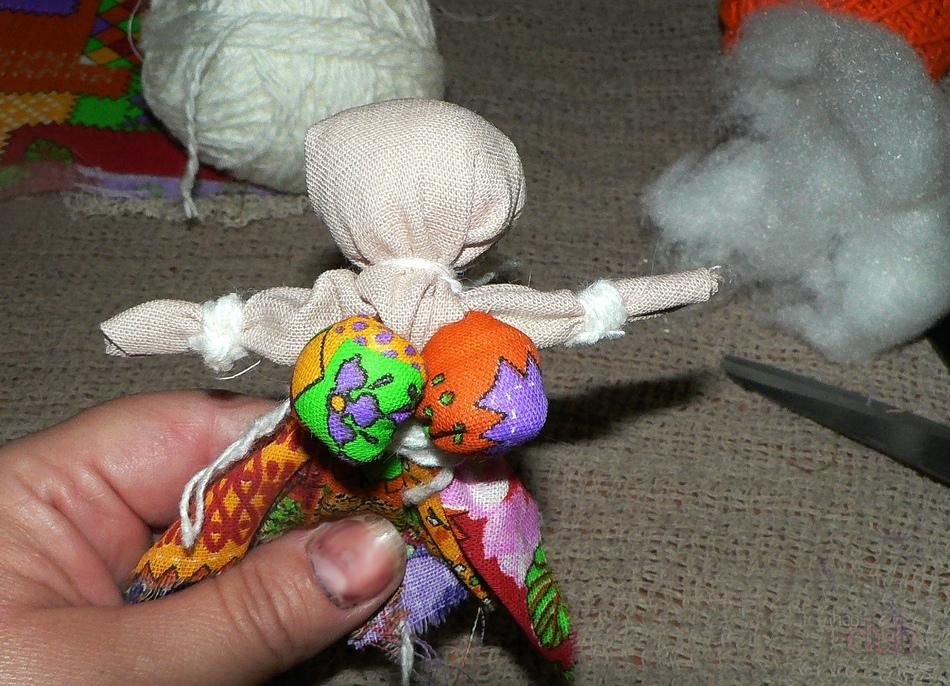 94 Куклы обереги своими руками из ткани как делать