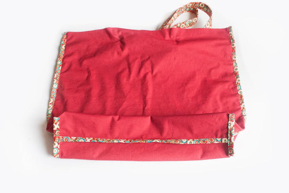 Ремонт подкладки сумки своими руками 69