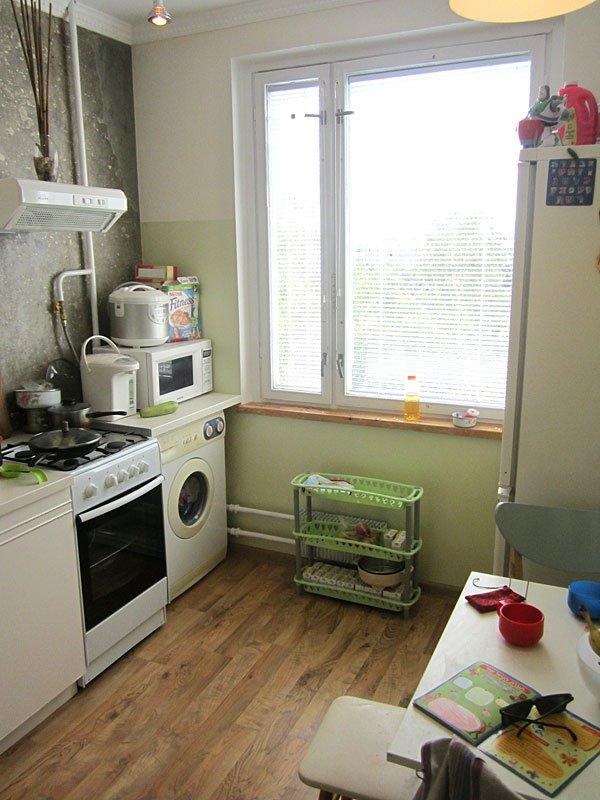 Отремонтировала кухню своими руками 15