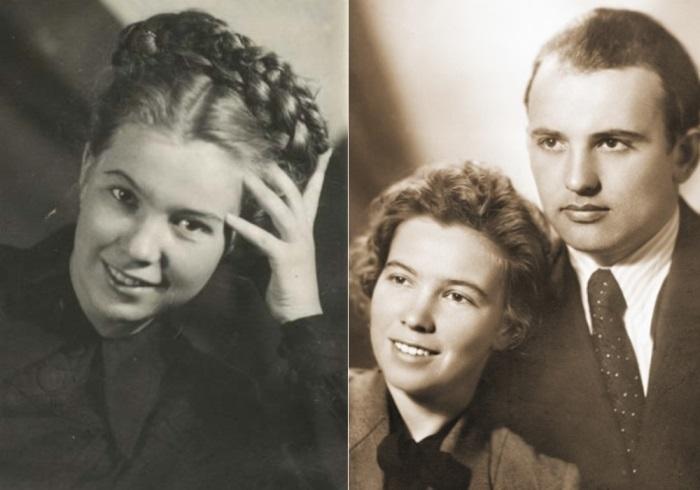 ����� � ����� ��������� � ��� ����������� � ���, 1949. ������ � ������ � ����� ���������, ������ ��� �����, 1953 | ����: liveinternet.ru