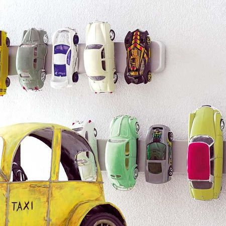Где хранить игрушки в детской? 8 отличных идей фото 5