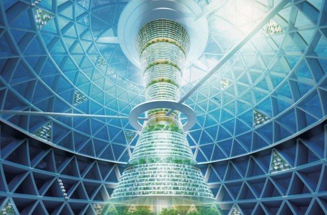 Японский подводный город архитектура, метаболизм в архитектуре, недвижимость в японии, подводное строительство, подводный город, строительство, туры в японию, япония, япония 2015, япония строительство, японская архитектура, японские города, японский город под водой