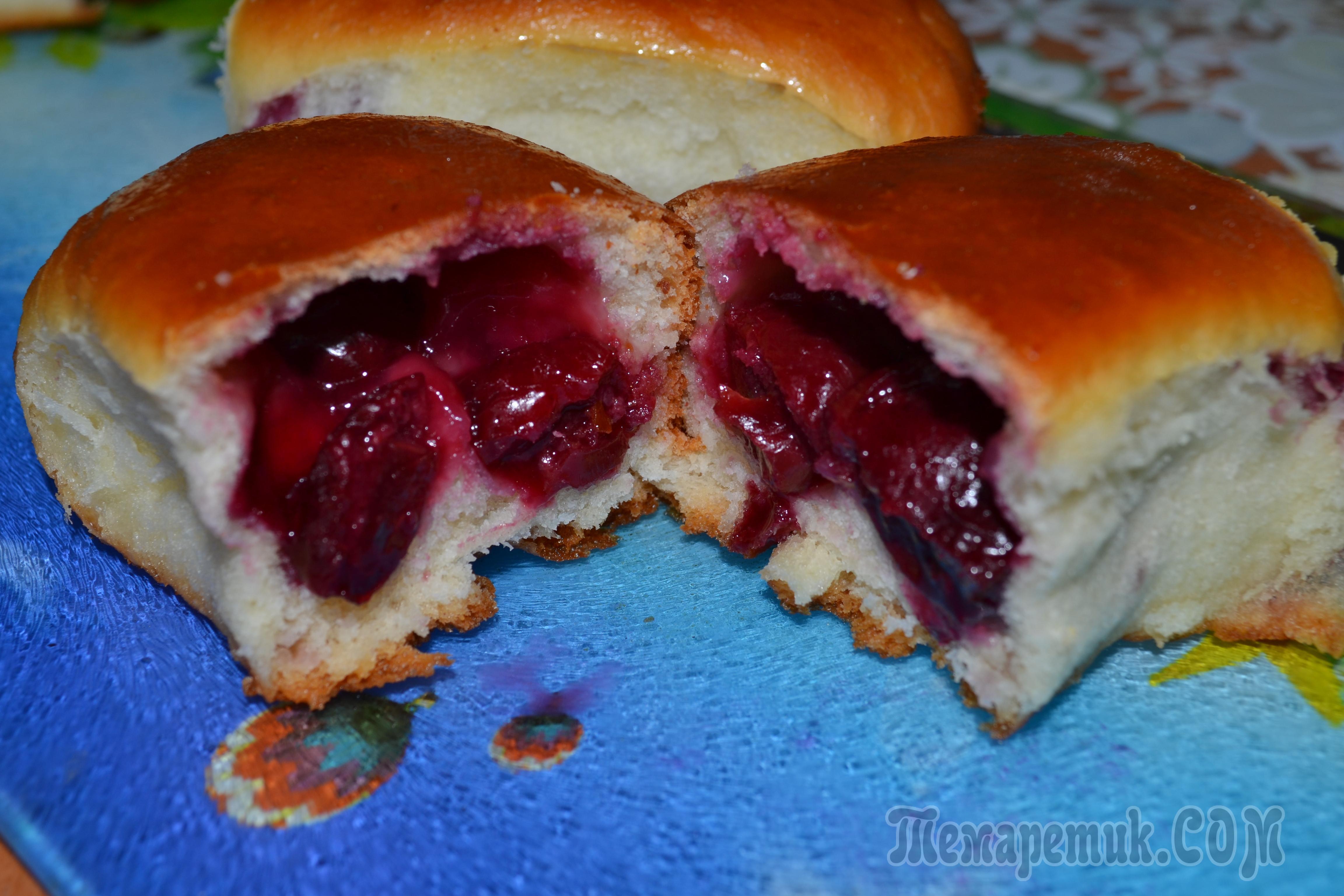 рецепт пирожки духовые с фото