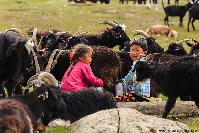 Путешествие к самому красивому озеру Монголии