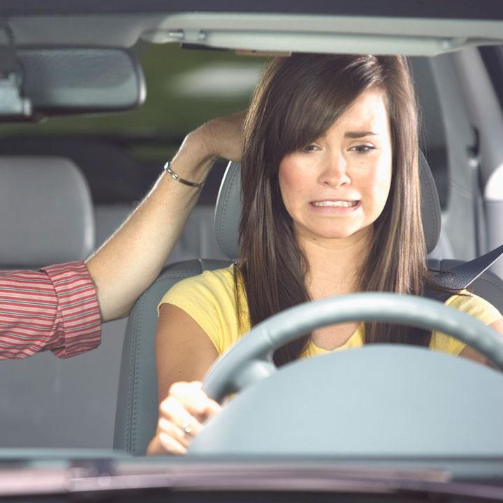 Перлы инструкторов по вождению