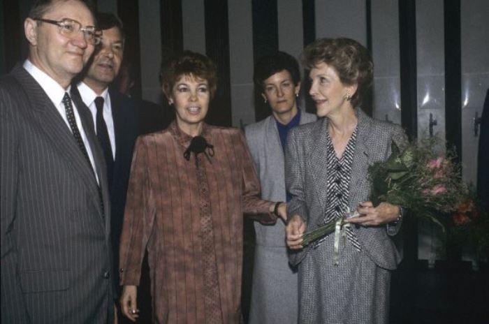 ����� ��������� � ����� ������ � ��������������� ������������� �������, 1988 | ����: ria.ru