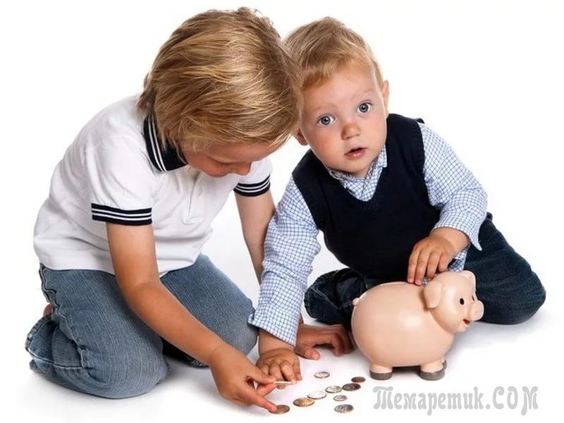 алименты на двоих детей от разных жен фактически