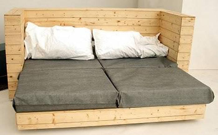 Диван - кровать - стол Warhol
