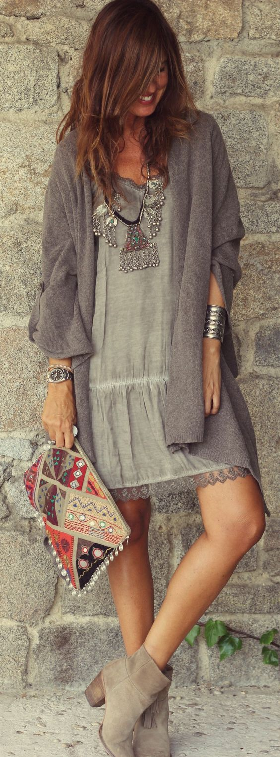 ≫∙∙ boho, feathers + gypsy spirit ∙∙≪ #bohemian #boho #fashion:
