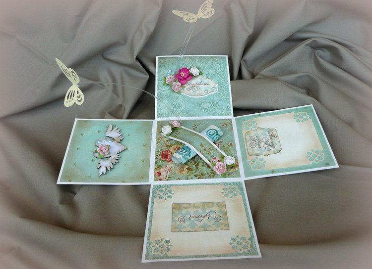 Красивые коробочки для подарков своими руками. Обсуждение на LiveInternet - Российский Сервис Онлайн-Дневников