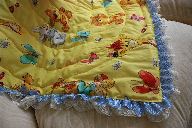 Самому сшить ватное одеяло 86