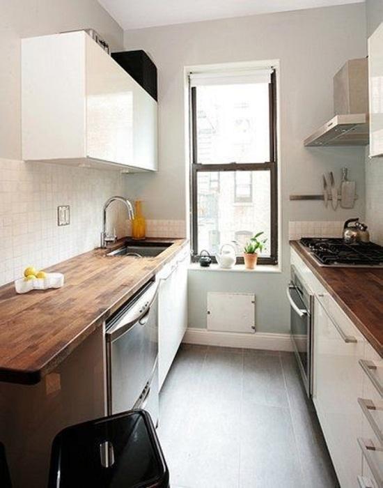 Кухня 12 кв метров прямоугольная идеи для кухни интерьеры фото