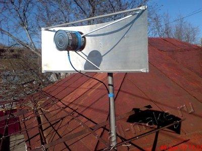 Антенны чтобы ловить интернет
