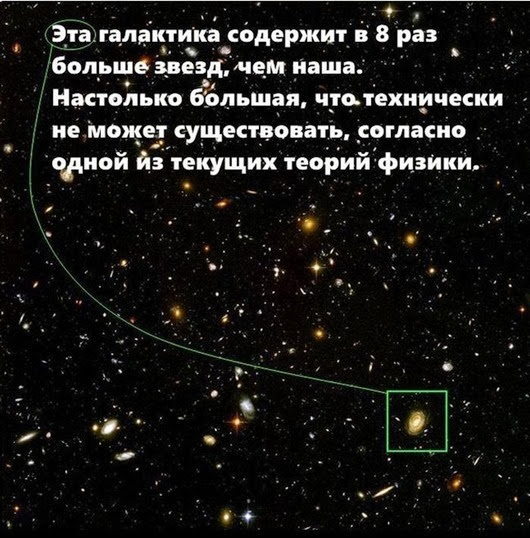 Самые загадочные вселенские тайны
