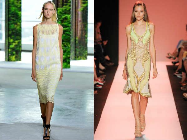 Модный цвет заварной крем весна-лето 2015