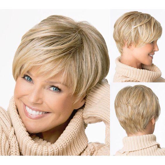 Летние женские стрижки на короткие волосы