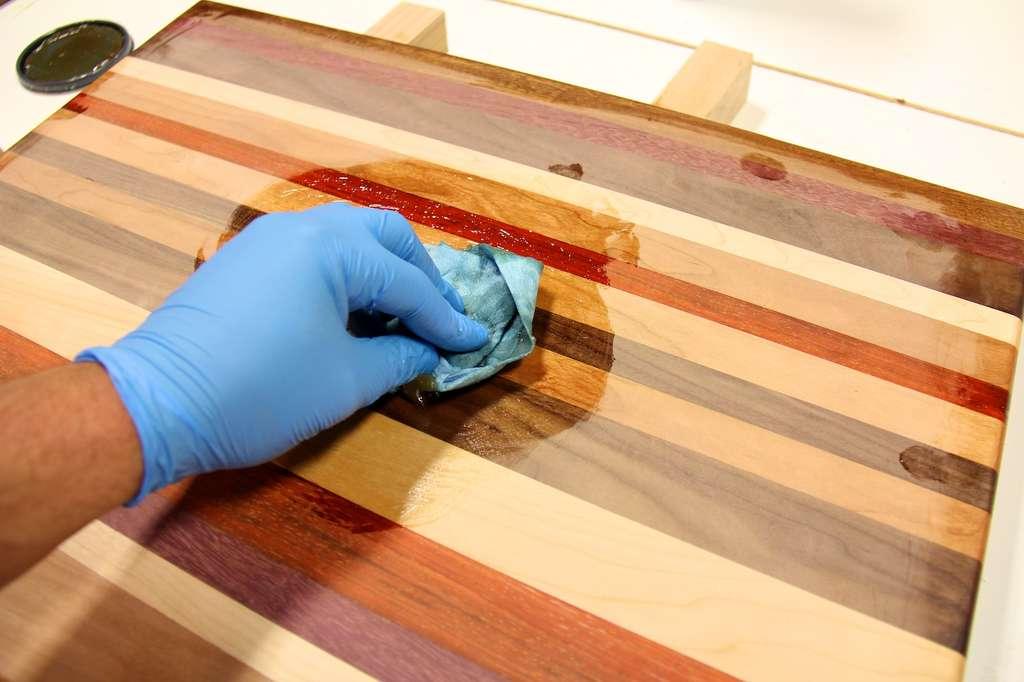 Покрытия для древесины своими руками