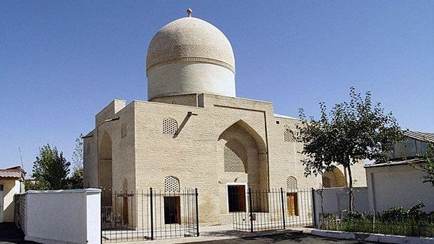 Мавзолей Ак-Сарай в Самарканде (фото)
