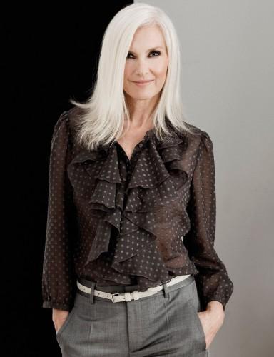 Женщина в 50 лет как одеваться