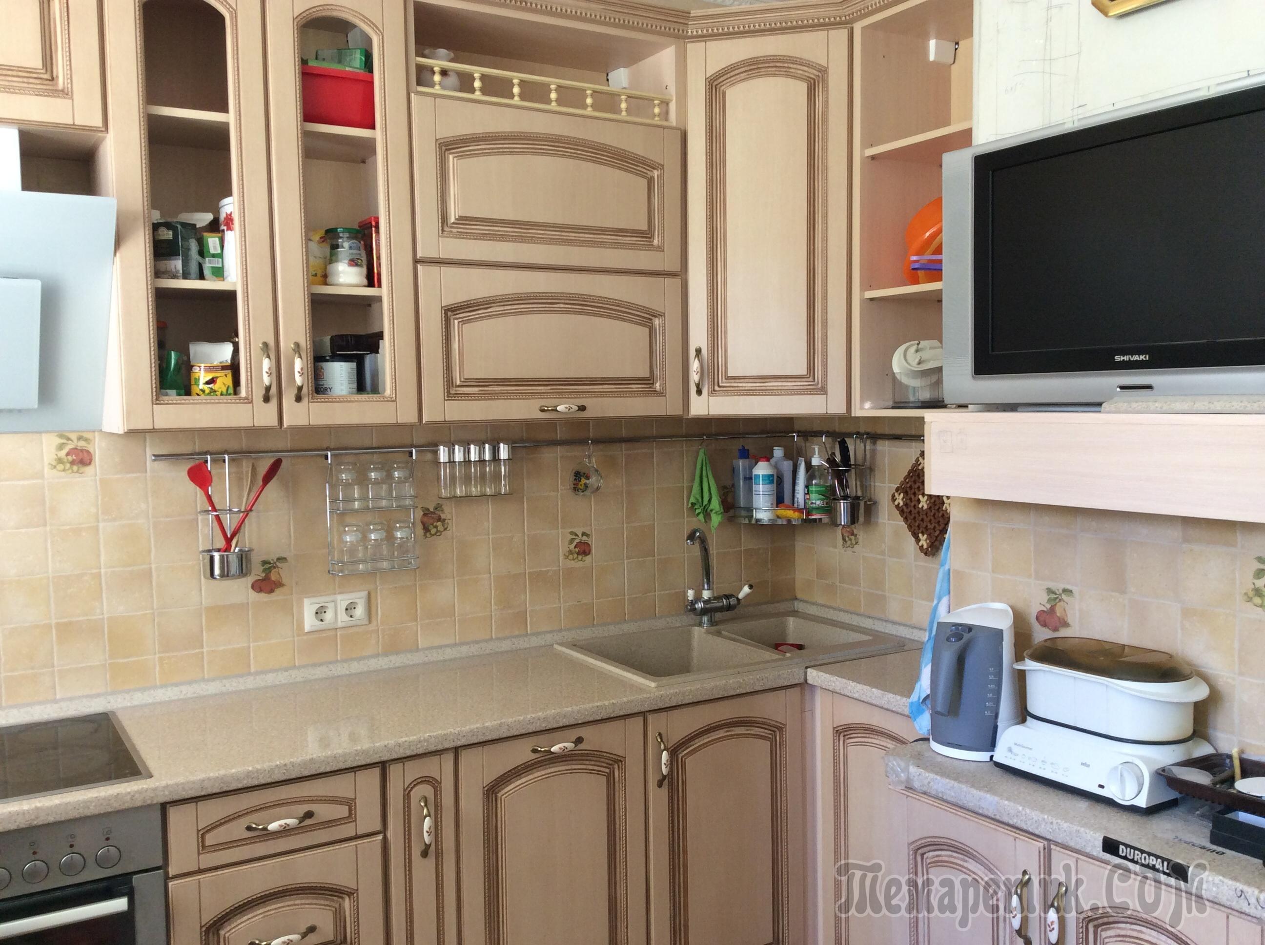 Дизайн кухонного гарнитура своими руками фото