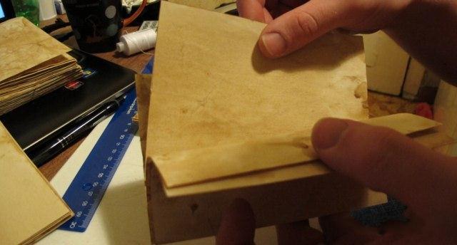 Как сделать блокнот своими руками смотреть
