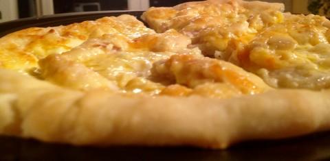 Простой и вкусный рецепт пиццы