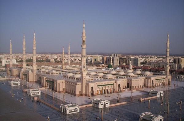 Мечеть ан-Набави, Медина (Саудовская Аравия)