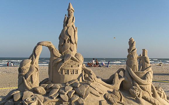 Фестиваль песка