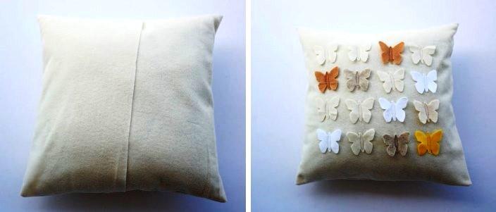 Как сшить наволочки на декоративные подушки своими