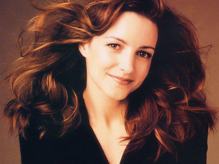 Талантливая и многосторонняя американская актриса.