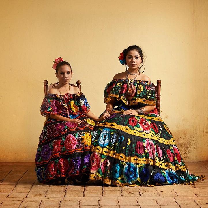 Богатство культурных традиций мексиканского индейского народа сапотеки