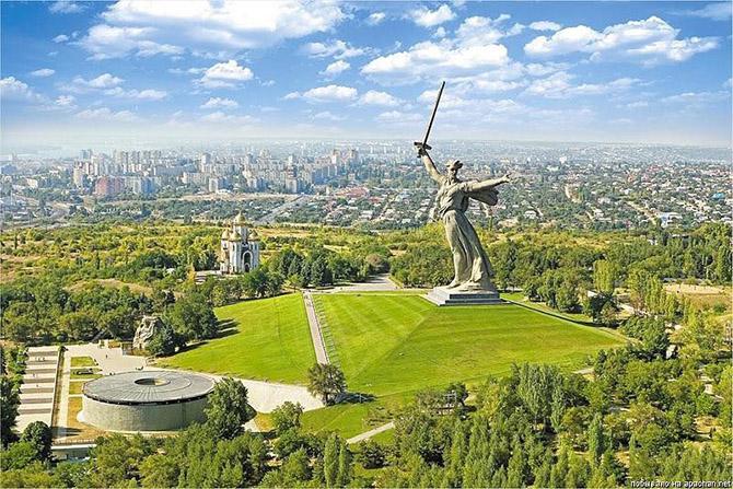 Города России с населением от 1 млн. человек