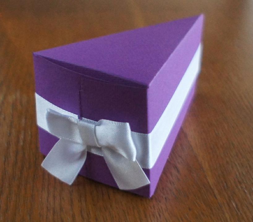 Упаковка подарков своими руками в виде торта