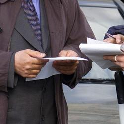 Житель Казани оспорил штраф ГИБДД с помощью физики
