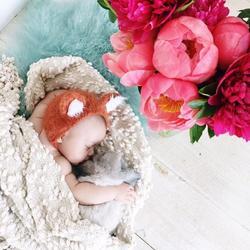 Очаровательные малыши и кролики в фотографиях Линдси Боннис