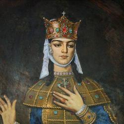 Святая благоверная царица Тамара, Грузинская