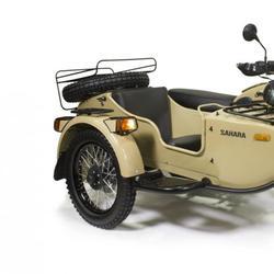 """Обновленный мотоцикл """"Урал"""" Gear Up Sahara выставили в продажу по 18 тысяч долларов"""