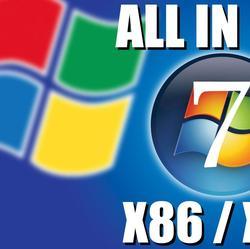 Windows 7 AIO [Все в одном] в Win Toolkit